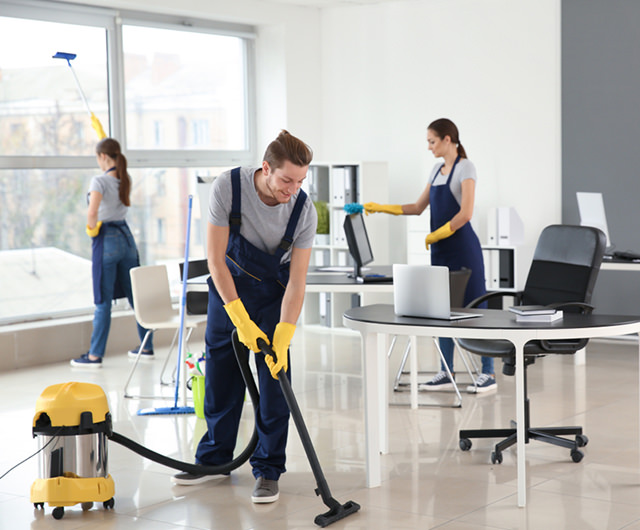 Commercial Cleaning Service Sunshine