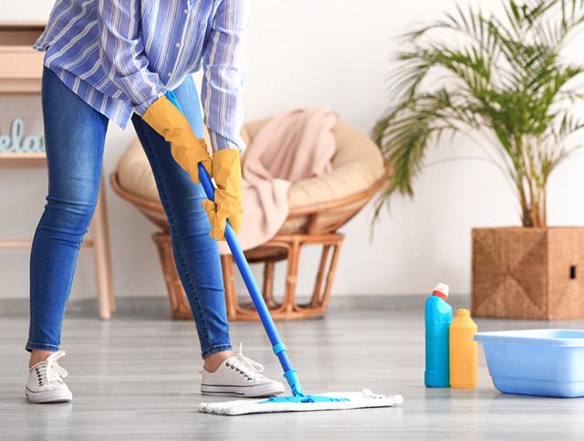 Regular House Cleaning Services Melbourne